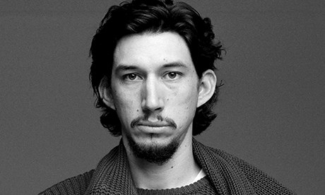 A Great Disturbance in the Force: Adam Driver in Star Wars Episode VII