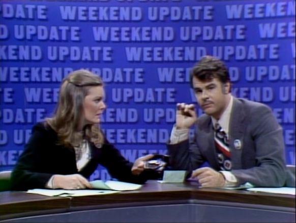 Jane Curtain Dan Aykroyd Weekend Update
