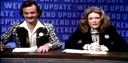 Jane Curtain Bill Murray Weekend Update