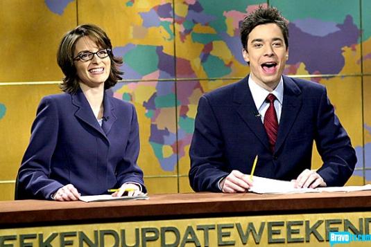 Tina Fey Jimmy Fallon Weekend Update