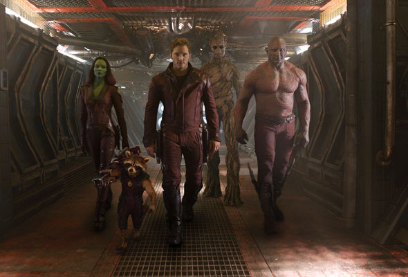Watch the first trailer for Marvel's Guardians of the Galaxy