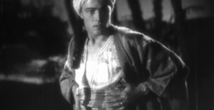 Son of the Sheik Rudolph Valentino