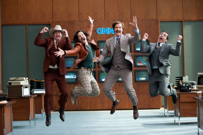 Anchorman 2.5: The Super-Size Version hitting Theaters