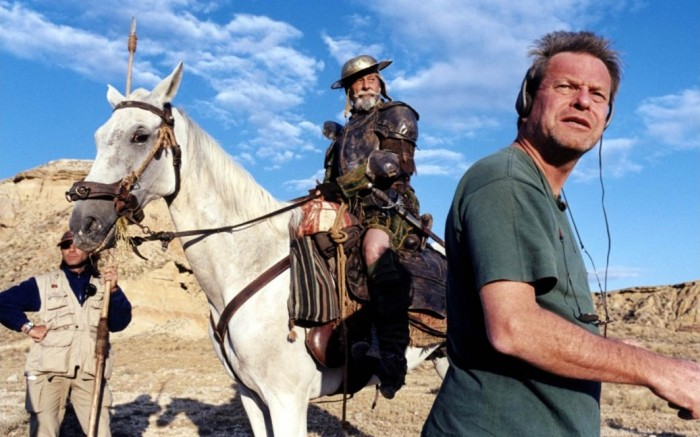 One More Time for Terry Gilliam and Don Quixote
