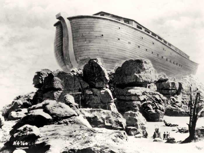 The First Noah's Ark in Cinema