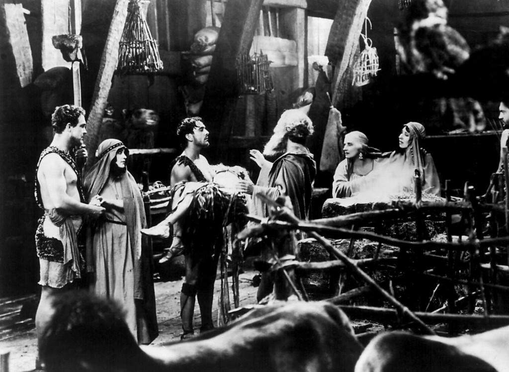 Noah's Ark Silent Film