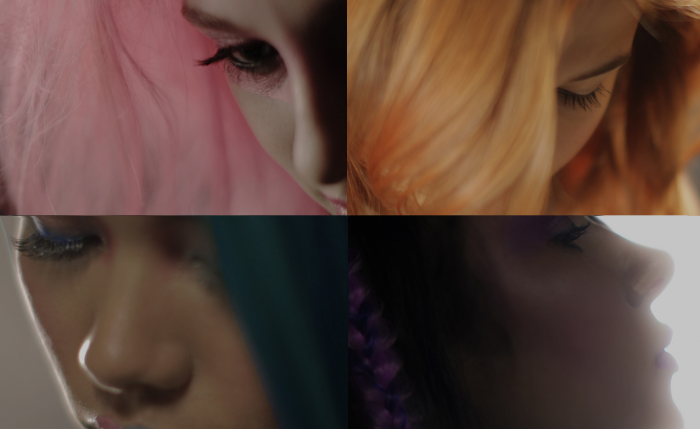 A Different Shade for Jem and the Holograms