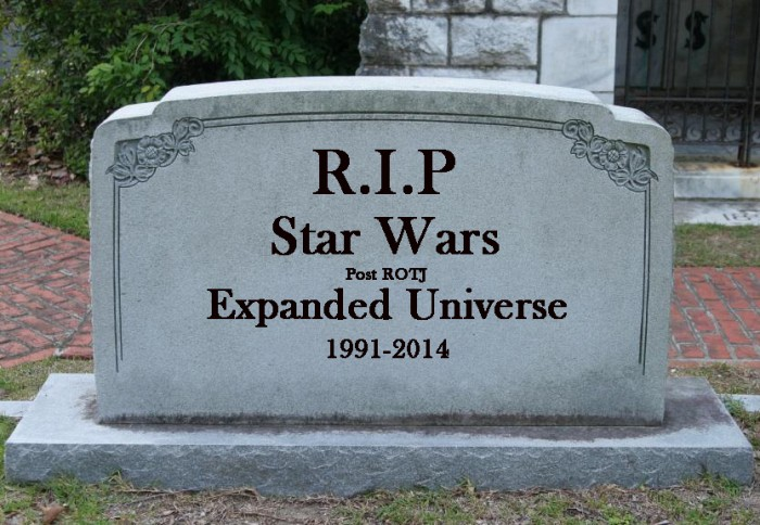 Star Wars Episode VII's Clean Slate