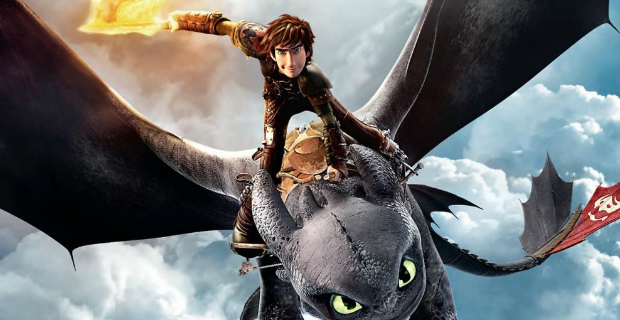 How to Train Your Dragon 2: The First Five Minutes