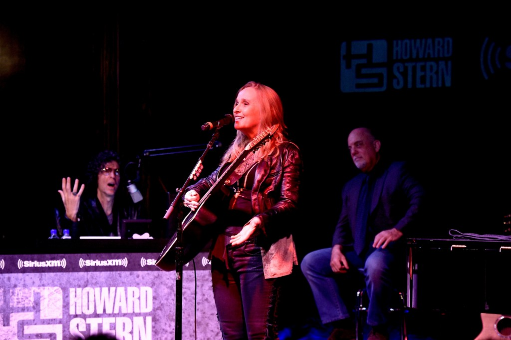 Howard Stern Melissa Etheridge