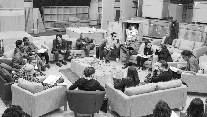The Next Generation of Star Wars: The Cast of Episode VII