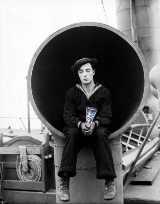 Buster Keaton Edgar Wright