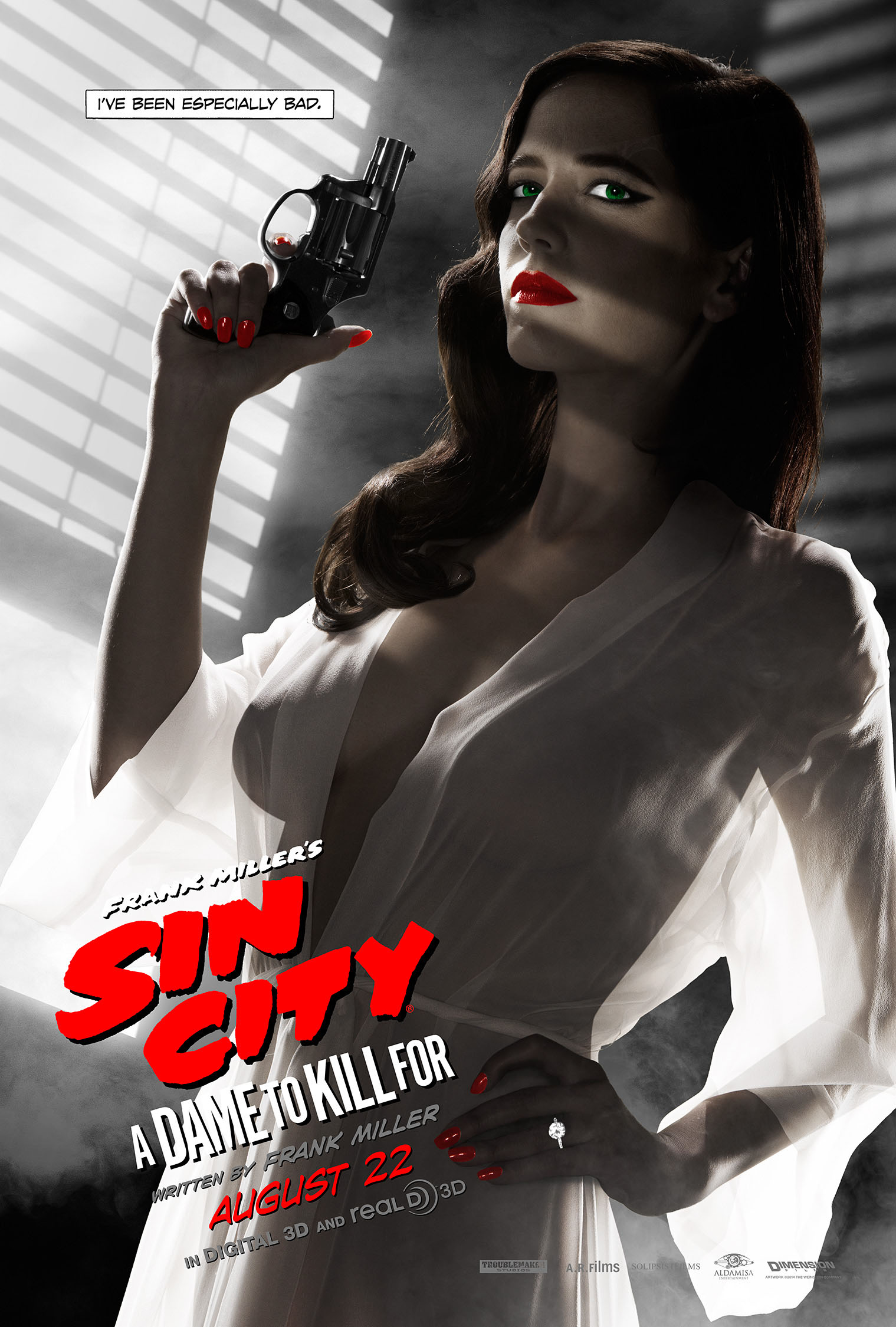 Sin City: A Dame to Die For