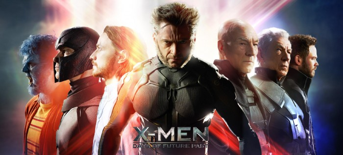 X-Men: Days of Future Past Power Piece clips