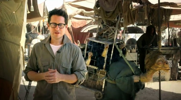 Star Wars: Force for Change – A Message from J.J. Abrams
