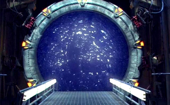 Return to the Stargate wormhole