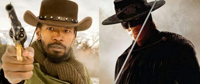 Tarantino's Django/Zorro comic crossover