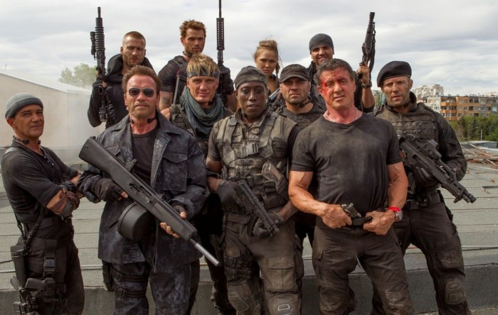 The Expendables 3 trailer promises Triple the Action