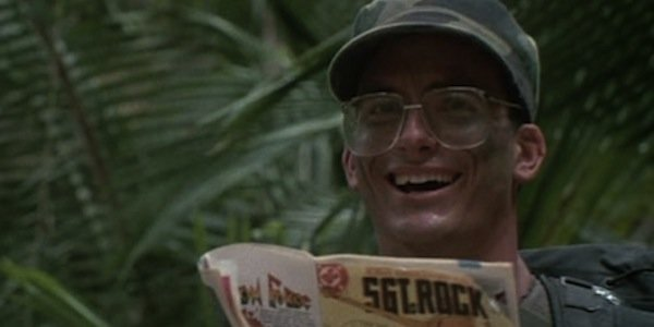 Shane Black in Predator (1987)