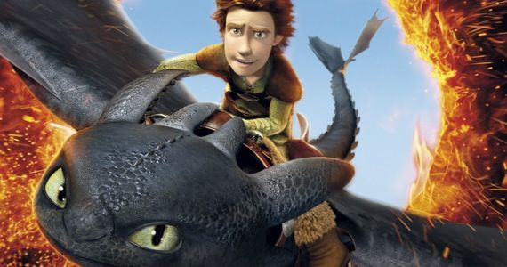 DreamWorks How to Train Your Dragon Problem