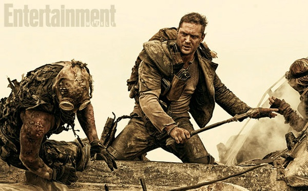 First Look at Mad Max: Fury Road
