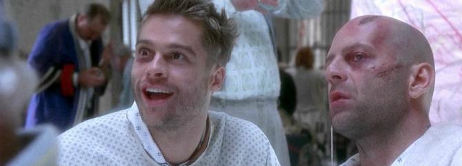 Image result for Brad Pitt Twelve Monkeys
