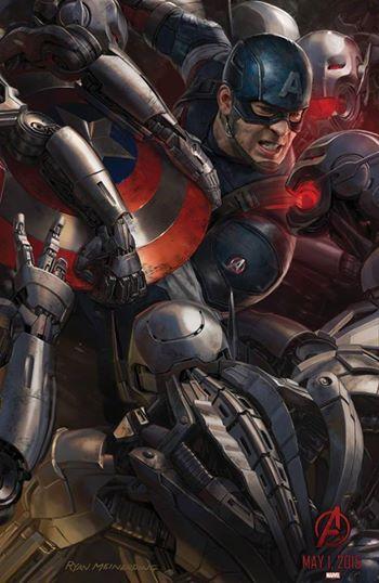 Avengers 2 Captain America