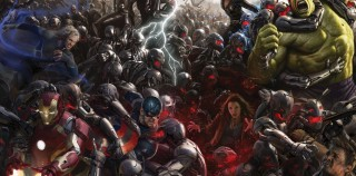 Avengers: Age of Ultron trailer leaks