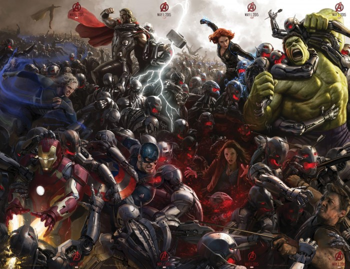 Marvel's Avengers: Age of Ultron official synopsis