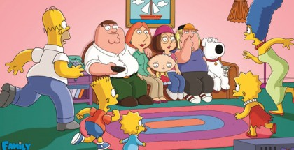 Family Guy Simpsons Crossover