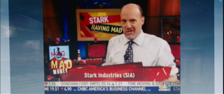 Iron Man 3 Jim Cramer
