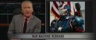 Iron Man 3 Bill Maher