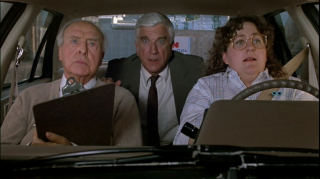 The Naked Gun: From the Files of Police Squad! John Houseman