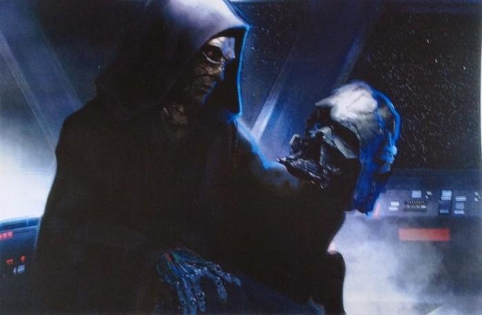 Star Wars: Episode VII concept art reveals potential spoilers