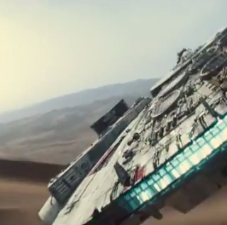 Star Wars Episode VII The Force Awakens Trailer