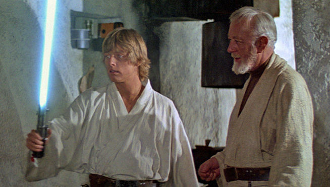 luke-skywalker-Obi-Wan Kenobi