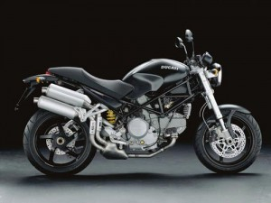 Gadot owns a black 2006 Ducati Monster-S2R, 0-60 in 4 seconds with a top speed of 127mph