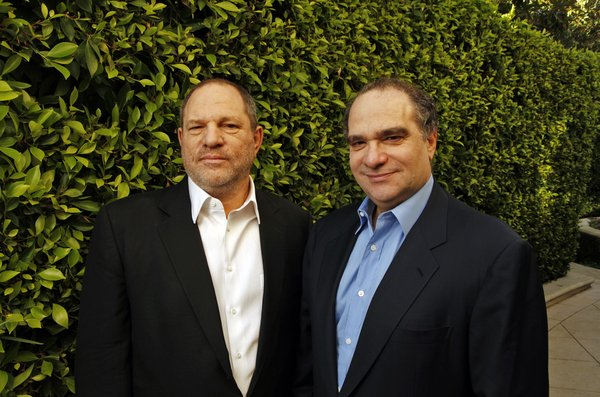 Harvey and Bob Weinstein
