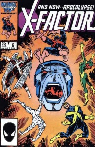 What's sure to go up in value. Apocalypse made its debut in 1986