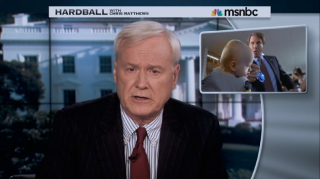 The Campaign Chris Matthews