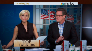 The Campaign Mika Brzezinski Joe Scarborough