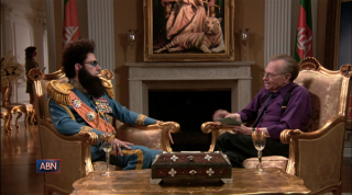 The Dictator Larry King