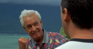 Happy Gilmore Bob Barker