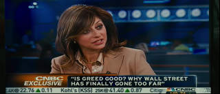 Wall Street: Money Never Sleeps Maria Bartiromo
