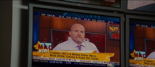 Wall Street: Money Never Sleeps Jim Cramer