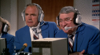 Dick Enberg Mel Allen The Naked Gun