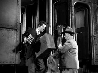 Strangers on a Train Alfred Hitchcock