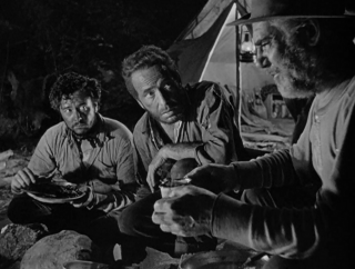 Walter Huston The Treasure of Sierra Madre