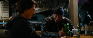 Ving Rhames Mission Impossible: Ghost Protocol